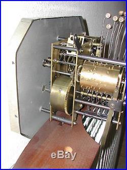 ancien carillon odo 11 marteaux 10 tiges horloges pendules. Black Bedroom Furniture Sets. Home Design Ideas