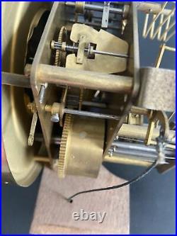 Ancien Carillon KIENZLE 8 Tiges 8 Marteaux Horloge no Odo Fonctionne