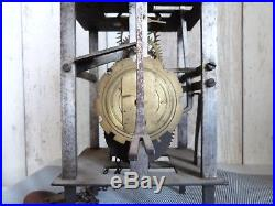 Ancien Mecanisme D Horloge Lanterne