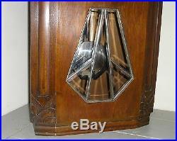 Ancien carillon ODO 36 8 tiges 8 marteaux horloge pendule