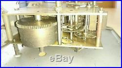 Ancien carillon ODO 36, 8 tiges 8 marteaux horloge pendule