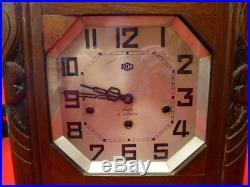 Ancien carillon ODO 8 tiges 8 marteaux n° 20 véritable Westminster