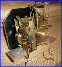 Ancien carillon ODO n° 36 10 marteaux 10 Tiges Véritable westminster
