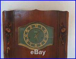 Ancien et Rare Carillon ODO 6 tiges 10 marteaux Westminster NUMERO 24