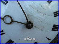 Ancien mouvement horloge comtoise 4 cloches