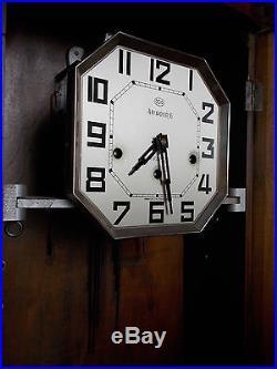 Ancien rare carillon pendule ODO numéro 36 10 tiges 10 marteaux