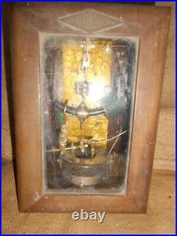 Ancien récepteur ATO RADIOLA radio horloge pendule électrique SFER télépgraphe