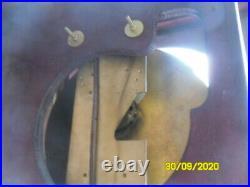 Ancienne Pendule Electrique ATO, Léon Hatot, No Bulle Clock Brillié