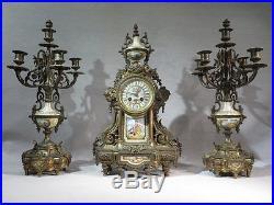 Porcelaine Horloges Pendules Page 3