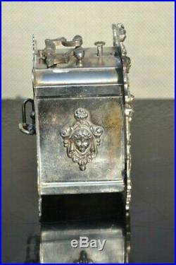 Ancienne pendule d Officier ou de voyage XIXeme