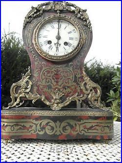Belle horloge cartel du 19eme siècle