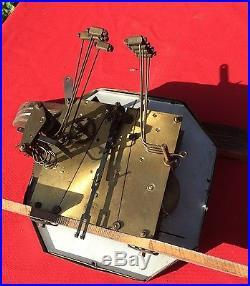 CARILLON ODO 36 8 MARTEAUX 8 TIGES PENDULE HORLOGE CLOCK
