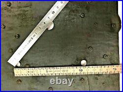 Cadran bronze uhr dial 21 CM Zifferblätt clock horloge comtoise cartel cartouche