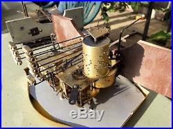 Carillon ODO 10 tiges 2 airs