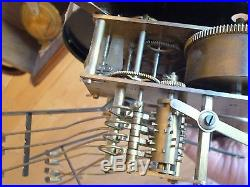 Carillon ODO 36, musical clock odo n°36, horloge, wallclock, Wanduhr, reloj