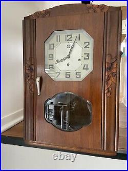 Carillon ODO CARREZ GRENOBLE Numéro 30 Westminster pendule horloge