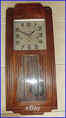 ancienne horloges pendules page 2. Black Bedroom Furniture Sets. Home Design Ideas