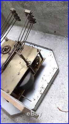 Carillon Odo 36 8 Tiges 8 Marteaux Gros Rouleaux