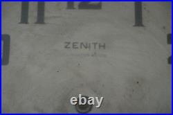 Carillon ZENITH fabrication suisse 8 marteaux 8 cordes