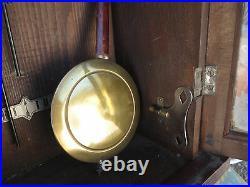 Carillon vedette Horloge Westminster boite musique 8 marteaux 8 tiges