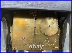 Cartel Pendule Horloge Epoque Louis XIV Boulle