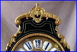 Cartel époque fin 17ème ou début 18ème signé J. Le Mayre