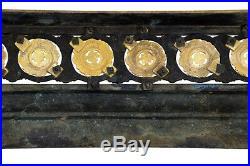 Chenet. Kaminuhr Empire clock bronze horloge antique uhren pendule cartel