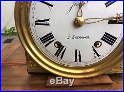 Comtoise 4 Cloches 19 Eme Siecle