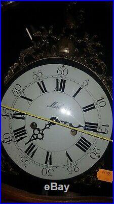 Comtoise Horloge Morbier