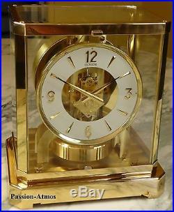 EXCEPTIONNELLE PENDULE ATMOS VIII de 1968 Jaeger LeCoultre (clock uhr)