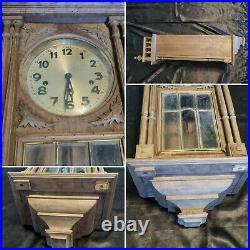 Exceptionnel Ancien et Rare Carillon Odo n°36 10 Tiges 10 Marteaux Art Déco
