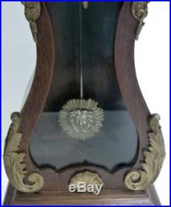 Exceptionnelle PENDULE Ancienne MIni Horloge de Parquet XIXème siècle