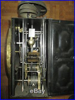 Horloge Comtoise 4 Cloches
