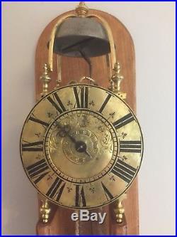 Horloge Capucine Ancienne 17ème, 18eme