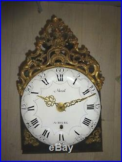Horloge Comtoise 3 Cloches