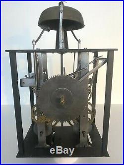 Horloge Comtoise Échappement Type Mayet Comtoise Clock Mayet Comtoise Mayet Uhr