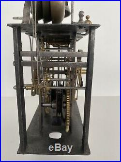 Horloge Comtoise Spéciale 4 Cloches Uhr Comtoise Speziell 4 Glocken