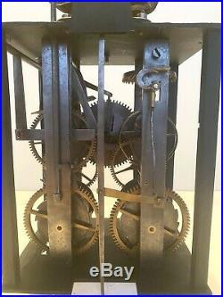 Horloge Comtoise Une Aiguille Comtoise Uhr Mit Einer Nadel Clock With A Needle
