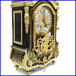 Horloge Pendule Cartel Boulle daté 1855