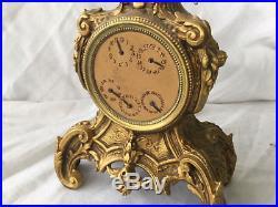 Horloge Pendule De Maitrise