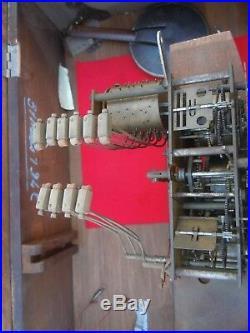 Horloge carillon Odo 10 tiges marteaux carillon ODO 30