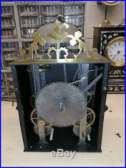 Horloge comtoise 1 aiguille, UHR, orologio, reloj, clock