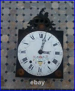 Horloge comtoise 18ème