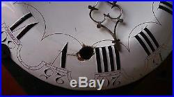 Horloge comtoise coq