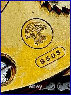 Horloge pendule Chronometre de Marine a Detente Ulysse Nardin TRANSATLANTIQUE