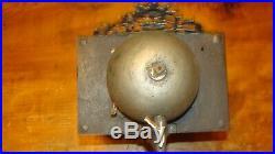 Horloge pendule Comtoise, Guieteand à Macon, XVIIIème, UHR, reloj, orologio