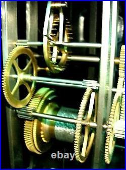 Horloge regulateur cheville édifice uhr clocher comtoise gare clock turmuhr 1