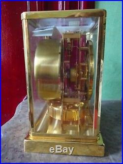 Horlogerie Pendule Jaeger Lecoultre Atmos Classique