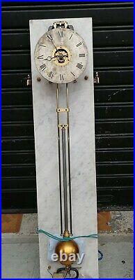 Horlogerie électrique régulateur brille 160 cm