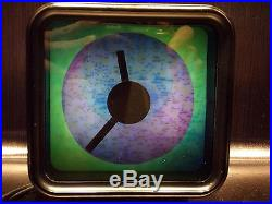 Kirsch Hamilton SPECTRA Clock Japan 1970's design vintage rare
